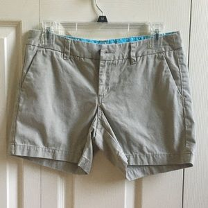 Merona casual khaki shorts